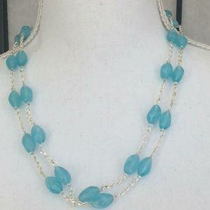 Jewelry - Sky Blue Necklace